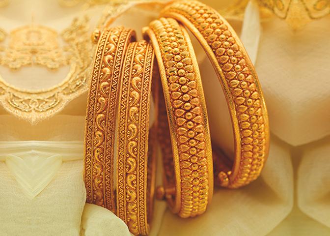 Bangles 40 gram designs gold Buy Gold
