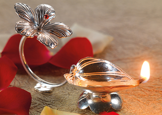 Buy Online Silver Plated Gift Items Collection P N