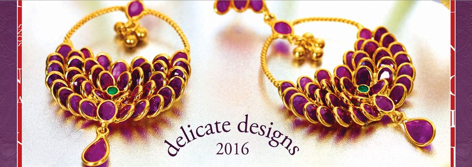Most Delicate Gold Earing