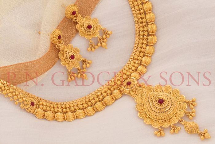 Bridal Jewellery Collection P N Gadgil Sons