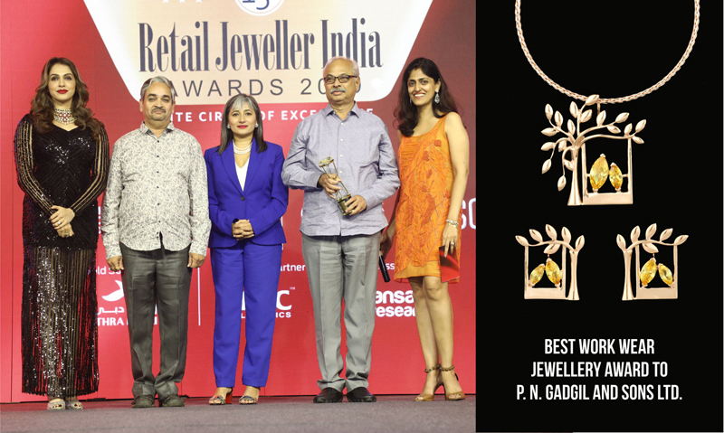 Best Work Wear jewellery Award