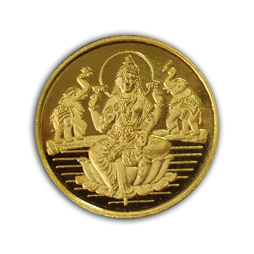 P N Gadgil & Sons - Gold Coin