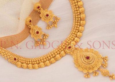 Saptpadi A Bridal Jewellery Collection P N Gadgil Sons